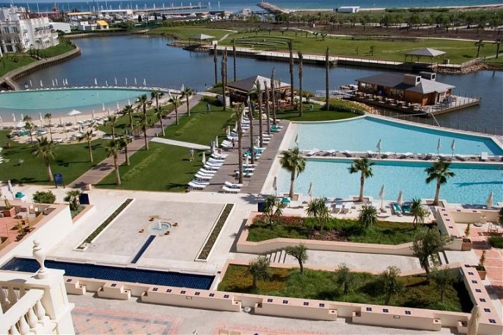 Lake Resort Apartment Ocean View (1-bedroom)