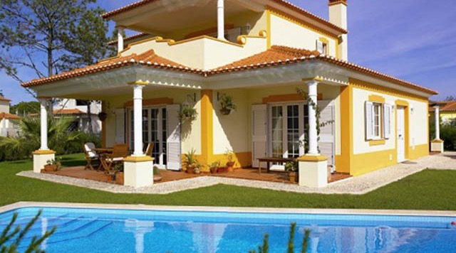Praia D'El Rey Luxury Villa with Pool (4-bedrooms)